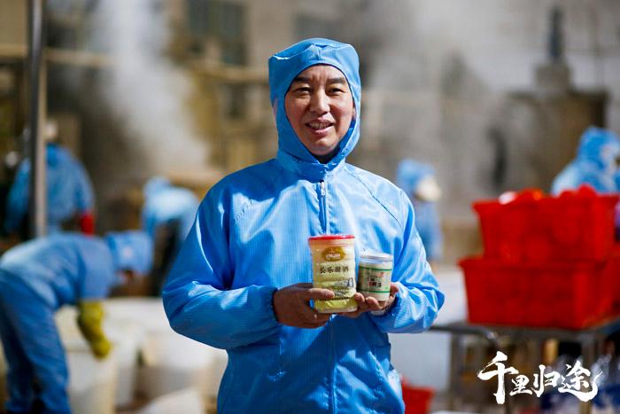 2014年,在袁先斌的大力?#24179;?#19979;,长乐甜酒入选国家地理标志产品。 摄影记者任玉明
