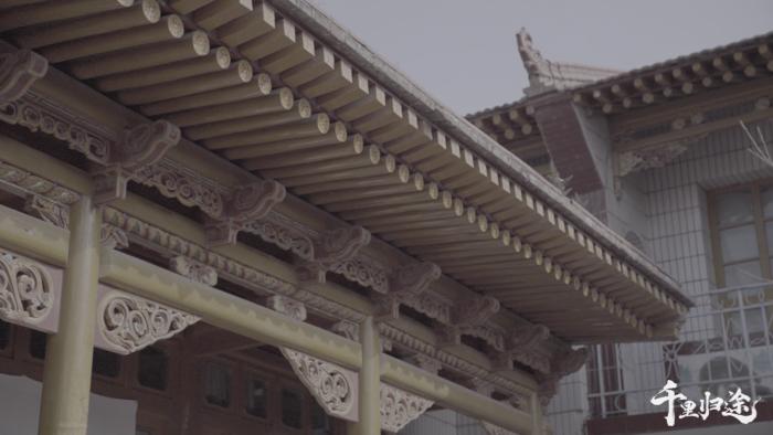 马箫箫家在舀水村的祖宅。 摄影/吴军
