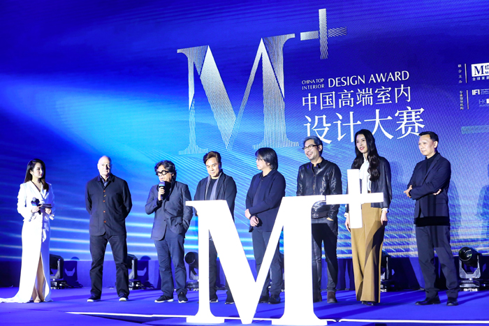 """2018年首届""""M 中国高端室内设计大赛"""",吸引了10726位设计师参赛,总计100万设计师关注互动。"""