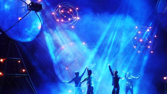 舞台剧《三体2》引入国际化主创团队,但口碑两级分化