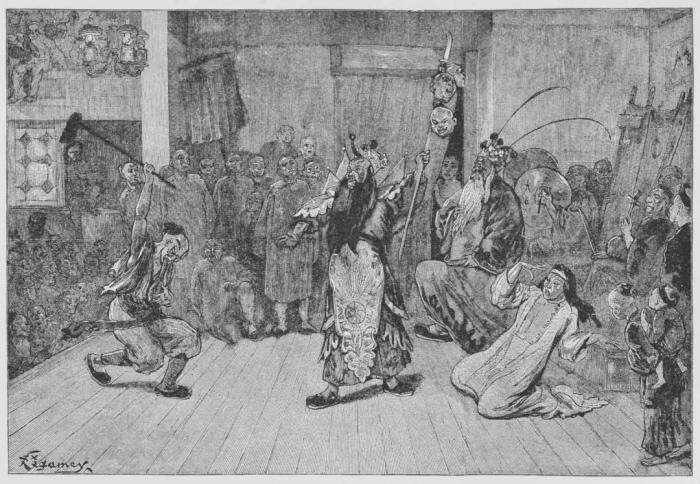中国传统戏剧