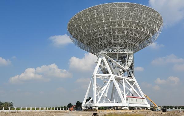 上海天文台。官网图