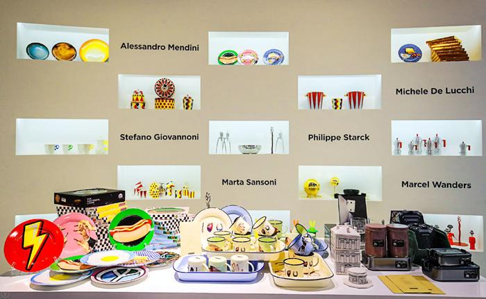 昊艺术设计商店代理了全球约140个艺术和设计师品牌,能确保上万件艺术商品不间断地循环流动。  图/昊艺术设计商店