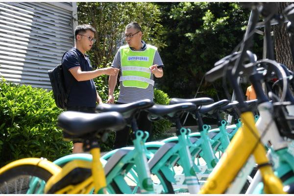 共享单车价格普涨 盈利才是王道,单车智能锁损坏占70% 坟场背后的尴尬