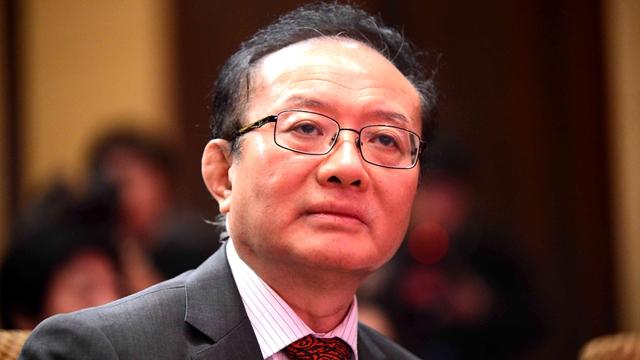 商务部前副部长魏建国