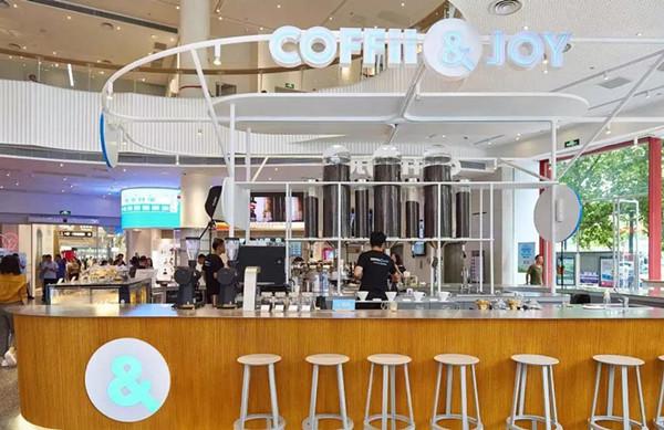 COFFii & Joy来福士广场店。