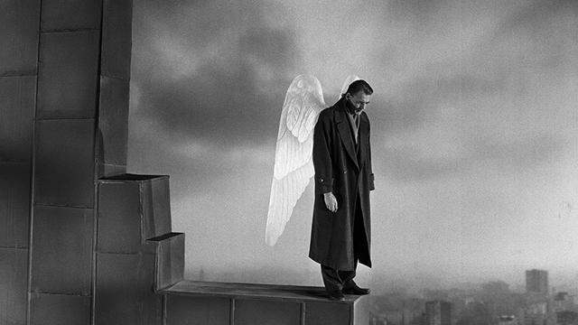 《柏林苍穹下》剧照  ©文德斯基金会