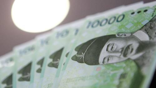 韩元年内累计贬值近7%,成为亚洲外现最差的货币