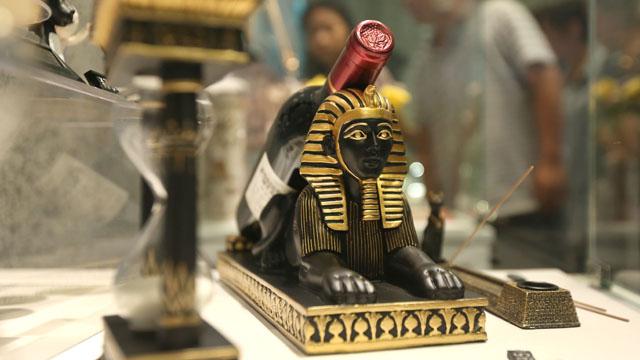 大英博物馆推出的文创产品在中国也受到追捧  视觉中国图