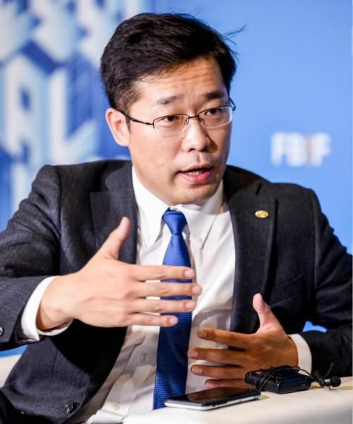 艺康集团全球副总裁及大中华区食品饮料部总经理潘世昆