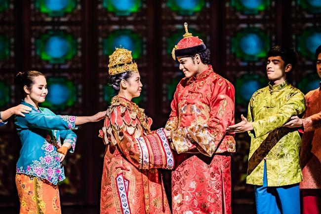 2018年7月,由王潮歌执导的情景体验剧《又见马六甲》正式公演。 图片由《又见马六甲》挑供