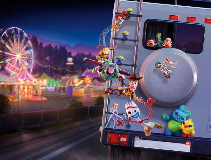 《玩具总动员4》北美始映后,口碑与市场逆响火爆。根据好莱坞业内的前期票房预估,影片的北美始周末票房有期待达到1亿~1.5亿美元
