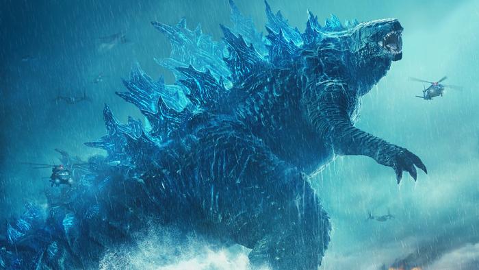 上映5天,《哥斯拉2》中国腹地票房已超过5亿元
