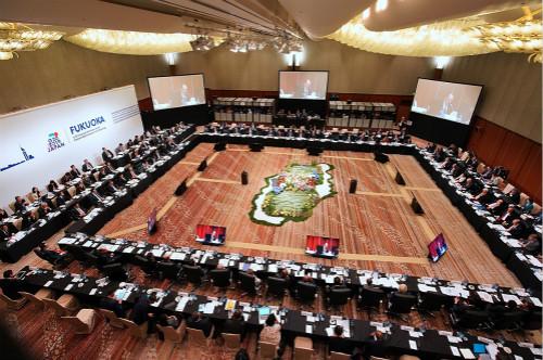 此次G20财长和央行行长会议上,同大型科技公司有关的数据税、跨境支付以及跨境数据流动等议题成为重点。