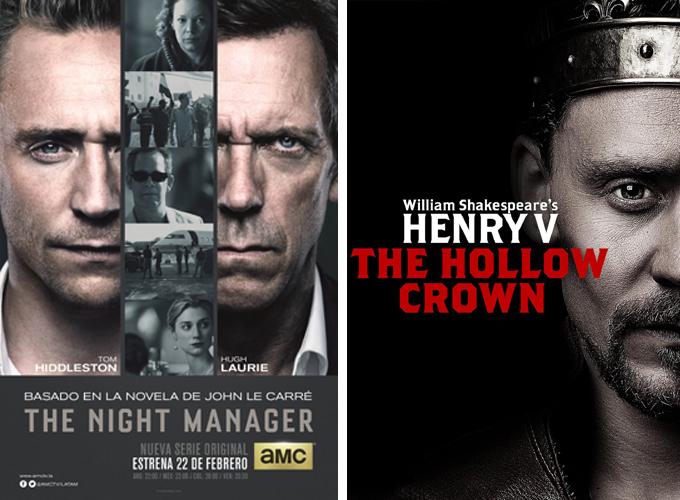 2012年,希德勒斯顿在莎士比亚戏剧为背景的电视剧《空王冠》中出演亨利五世,并在全球范围内大获成功。2016年,他主演的犯罪推理剧《夜班经理》,获得金球奖迷你剧/电视电影类最佳男主角。