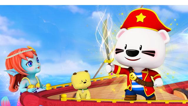 《超级小熊布迷》今年暑期将登陆加拿大