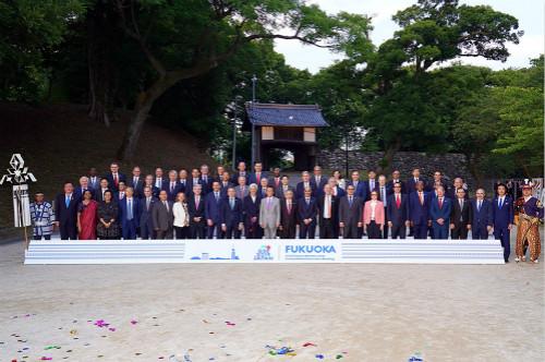 全球贸易动荡、金融科技国际合作和数字税成为2019年日本福冈二十国集团(G20)财长和央行行长会议讨论重心。