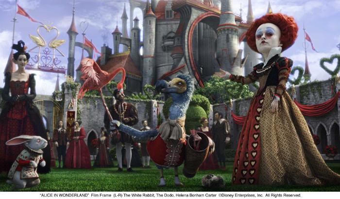 2010年《喜欢丽丝梦游仙境》大炎之后,迪士尼开起重启改编真人版动画