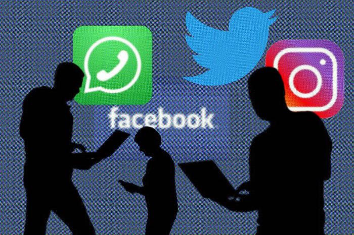 """在Facebook、YouTube和Instagram这样的社交平台上,匿名的网友不断在""""文化机器""""上打造自己有益于大众的外表和个性。  东方IC图"""