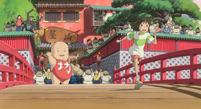 时隔18年幸运28计划,今年6月21日幸运28计划,《千与千寻》将在中国公映