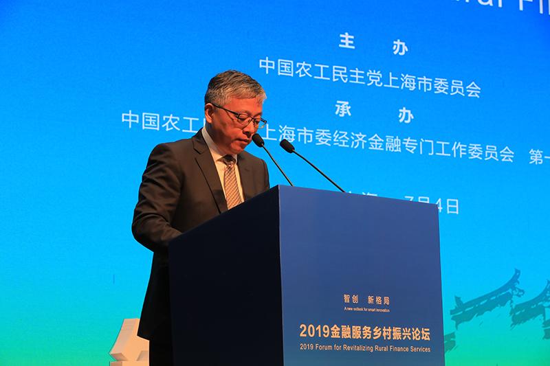 上海交通大学医学院副院长、农工党中央委员、上海市委副主委胡翊群为大会主持人