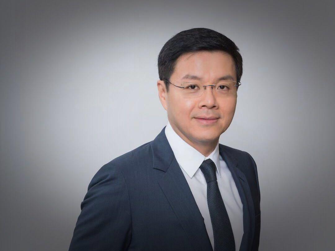 淡马锡全球企业发展联席总裁、中国区总裁 吴亦兵