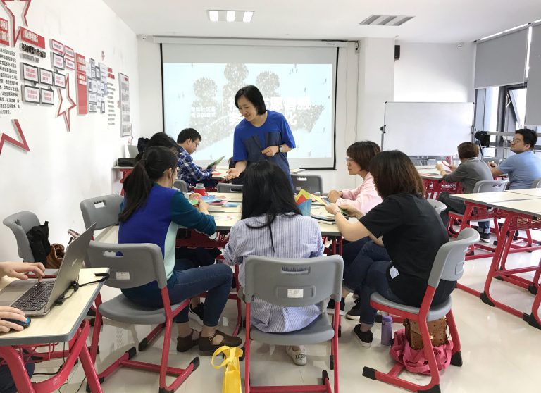 15年间,映绿为上海及其他20多个省市的近4000家公好布局造就了近3万名管理者和主干