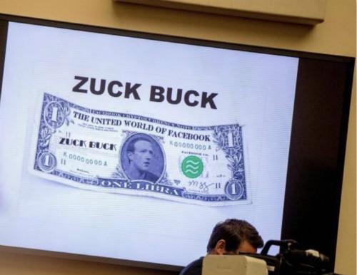 """脸书当天表示,他们对扎克伯格是否将出席作证""""不做评论""""。摄影/孙卓"""