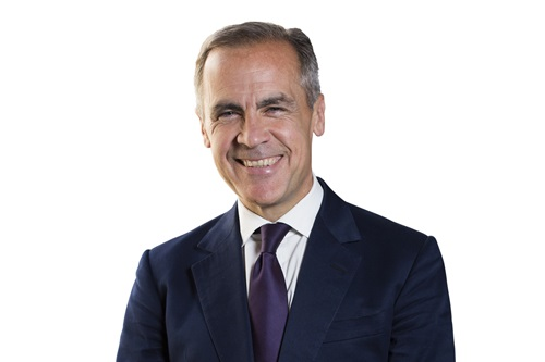 英国央行行长卡尼。来源:英格兰银行官网