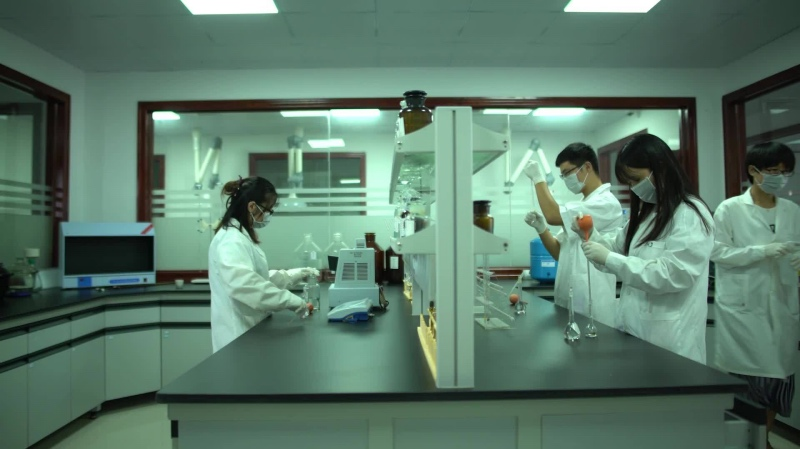 制药实验室