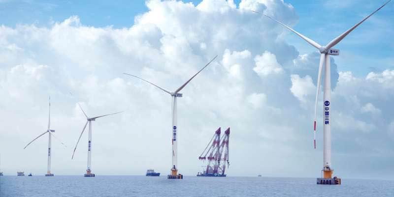 三峡集团风电项目