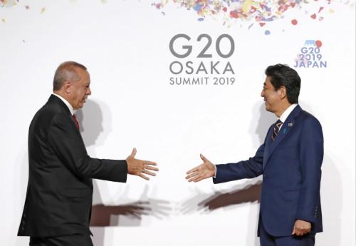 一直以来,日本有许多企业对打开土耳其市场抱有很大期待