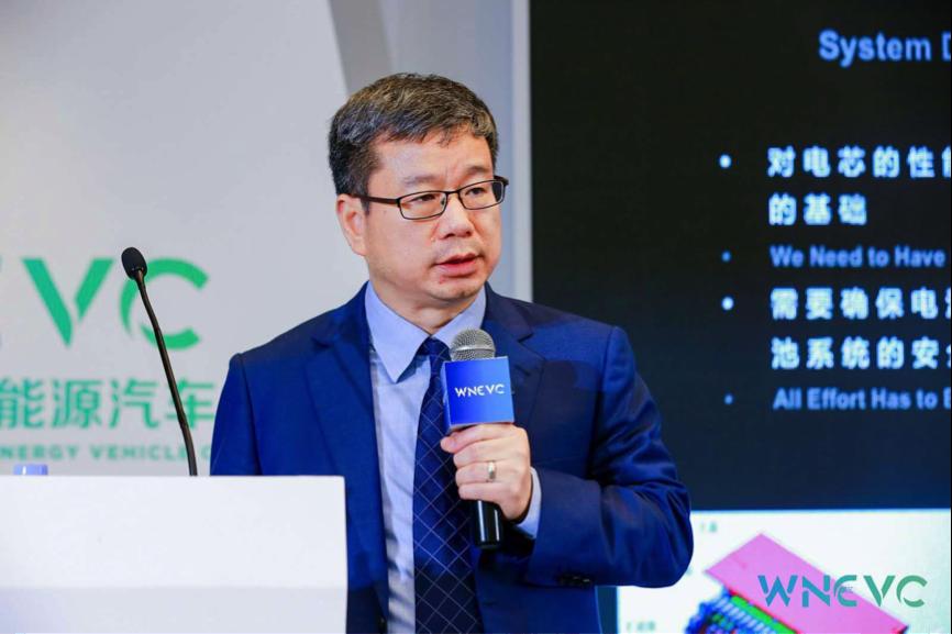 博郡汽车董事长、CEO黄希鸣博士发表《新形势下的中国汽车转型升级之路》主旨演讲