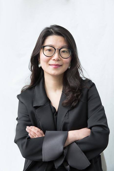 布料图书馆创始人Mary Ma
