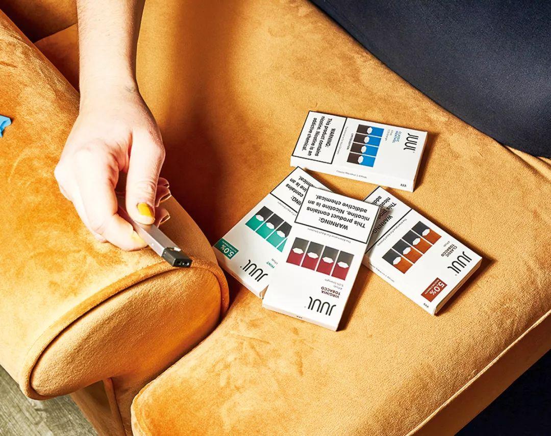 美国电子烟公司JUUL的成功鼓舞了一批中国创业者。