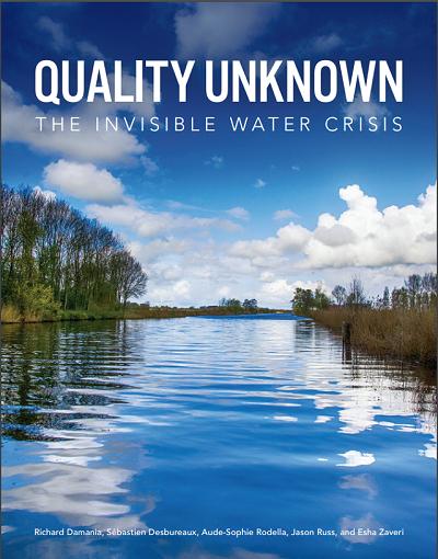 《未知的质量:无形的水危机》报告   来源:世行