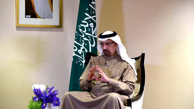 沙特阿拉伯能源、工业和矿产资源大臣法利赫
