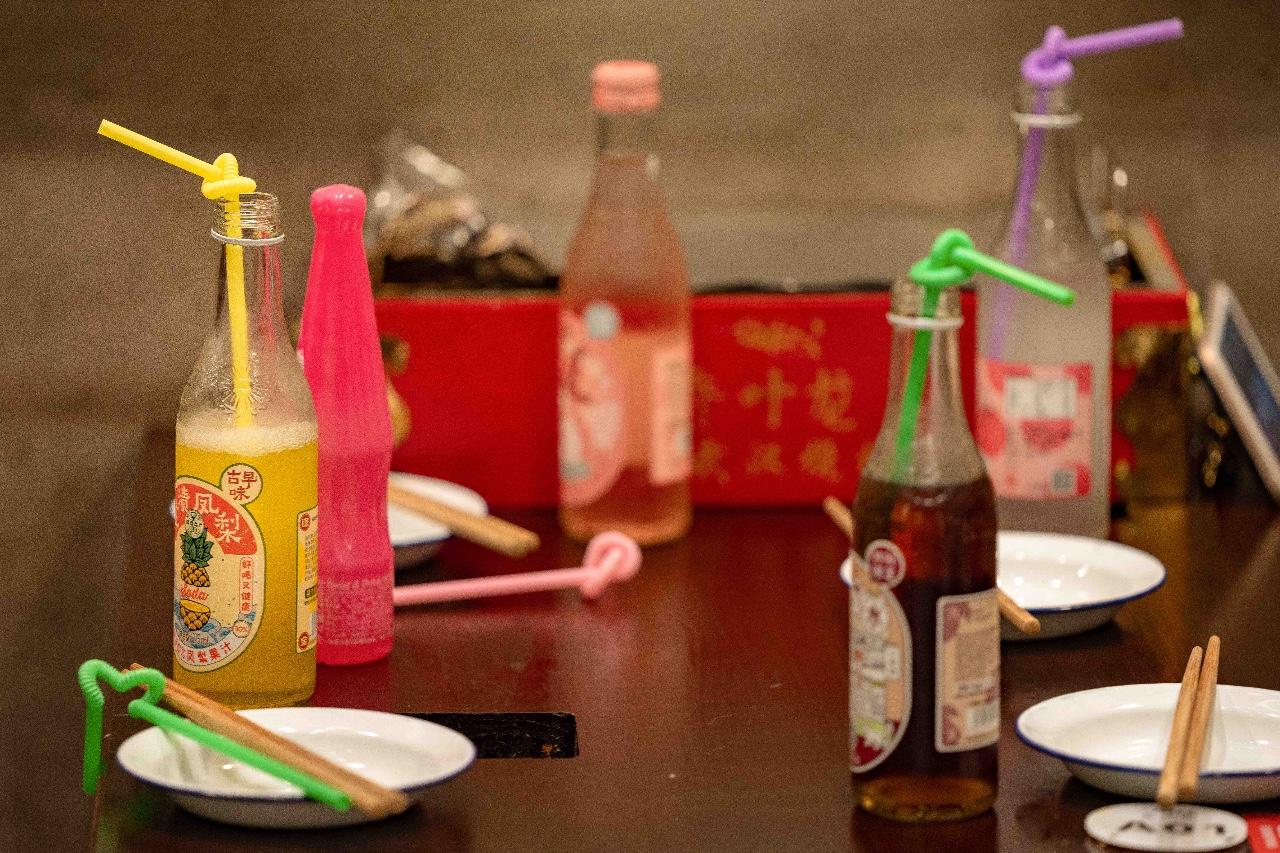 酒吧和餐馆是汉口二厂进入上海的首选渠道之一。
