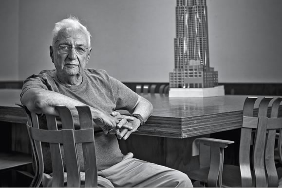 美国建筑大师弗兰克·盖里