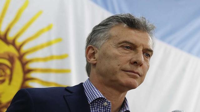 阿根廷现任总统马克里