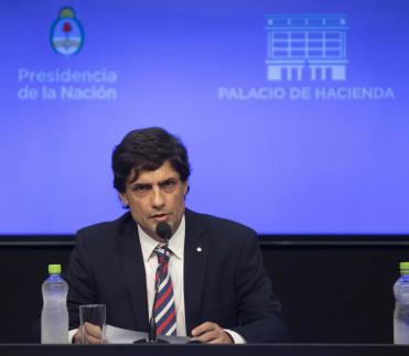 新上任的阿根廷财长拉昆萨