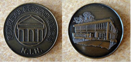 美国联邦信用协会铜章