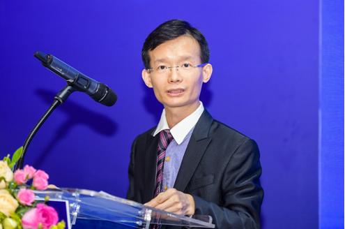 蚁米控股董事长张锦喜致辞
