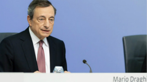 欧洲央走周四宣布降息10个基点并推出新的购债计划。