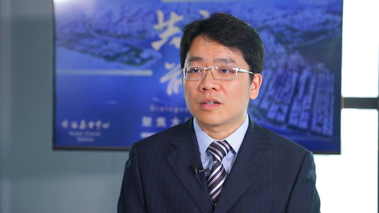 腾讯云微瓴战略合作总监、产品专家刘莫闲