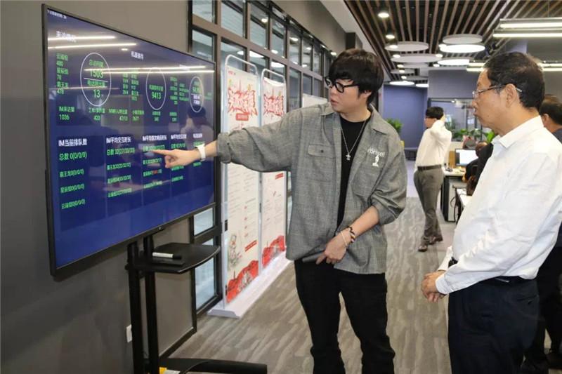 应书岭介绍人工智能客服系统的高效及便捷