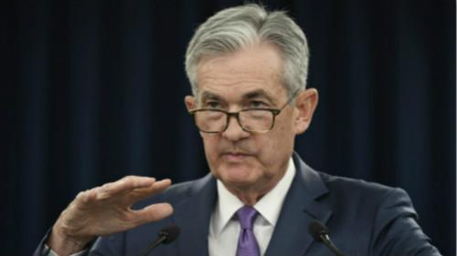美联储主席鲍威尔表示,未来不会考虑负利率。