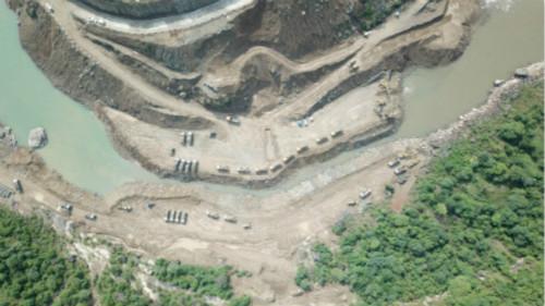 中巴经济走廊首个水电投资项目