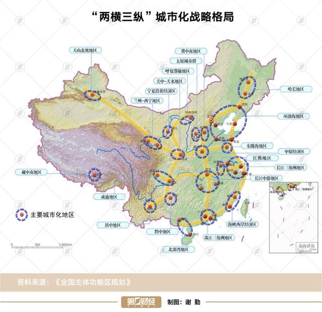 中央一周两场会议定调区域发展,19个城市群迎来新机遇