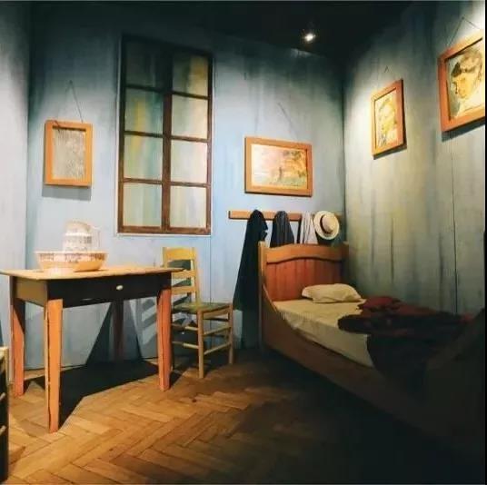 实景卧室还原厅